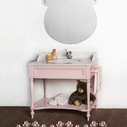 Bianchini&Capponi Novelty - Vanity unit for babies