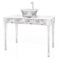 Crystal bathroom furnitur, Art. 2560/110