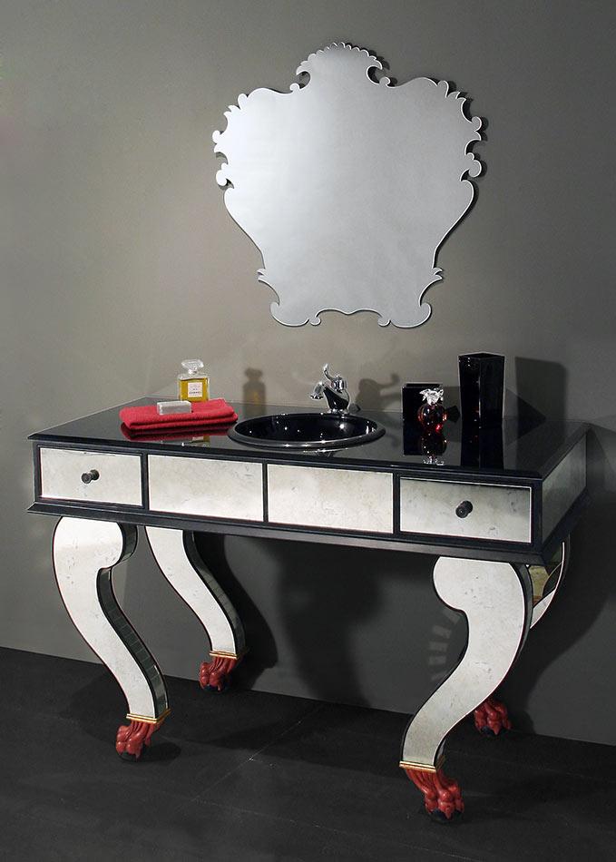 Art Deco Mobili Bagno.Mobili Bagno Art Deco Collezioni Bagno Bianchini Capponi