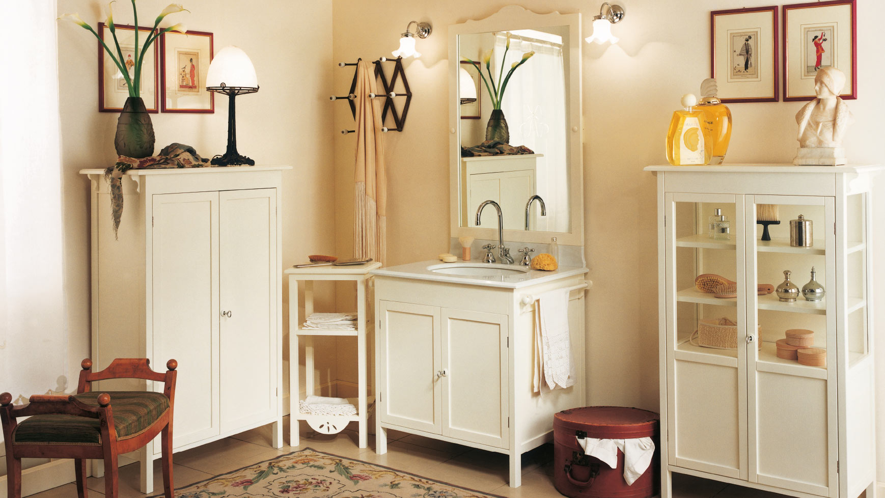 Best mobile bagno provenzale contemporary for Arredamenti provenzali