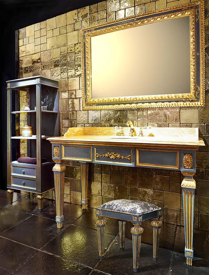 Collezione bagno stile Rinascimento: mobili bagno classici made in ...