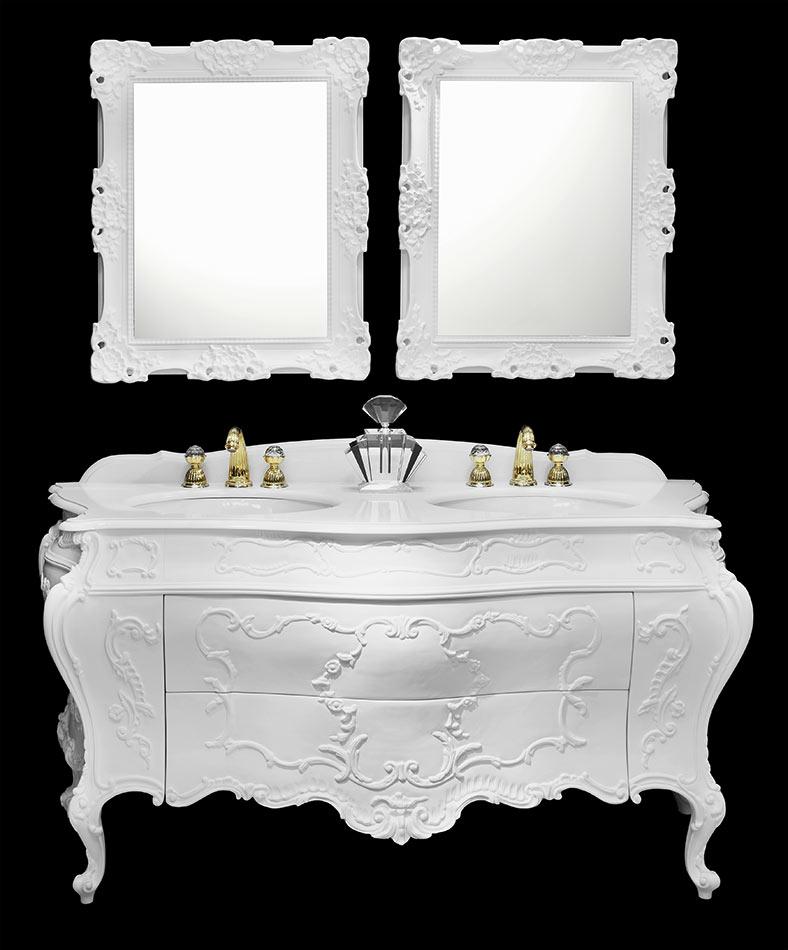 Mobili bagno di lusso finest great bagno di lusso secjo for Mobili di lusso outlet