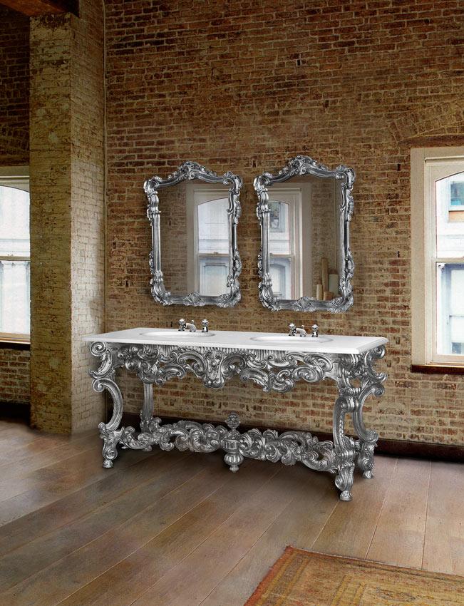 Arredo bagno lusso bagni classici di lusso foto foto di for Bagno padronale di lusso