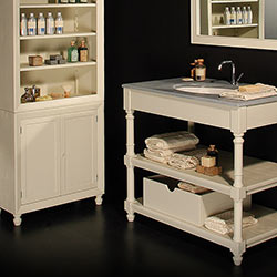 Collection furniture and bathroom accessories bianchini - Mobile bagno provenzale ...
