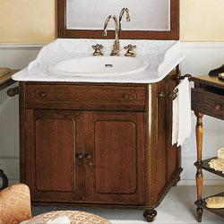 collezione mobili bagno in stile linea toscana 800
