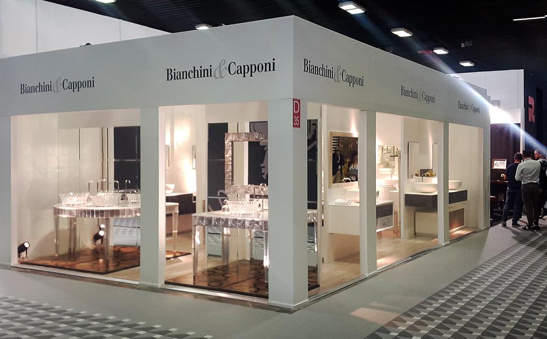 Cersaie di Bologna 2018: Bianchini&Capponi presenta la nuova collezione 'ammoniti'