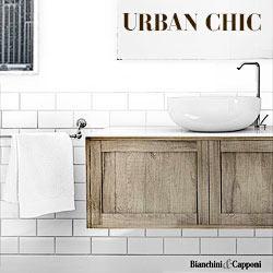 Novit mobili bagno e arredo creativit e originalit del - Mobili urban chic ...