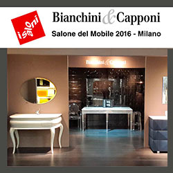 Bianchini&Capponi New Collection Catalogue - Milan 2016