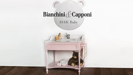 Bianchini&Capponi Novita 2017 - Vanity Unit Video: Art. 8448 baby
