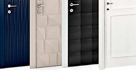 Bianchini&Capponi NOVELTY - Linea Design Doors Collection