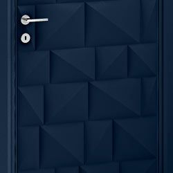Bianchini &amp Capponi - Contemporary Doors Collection - Art. 2780 finitura blu notte