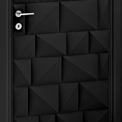 Bianchini &amp Capponi - Contemporary Doors Collection - Art. 2780 finitura nero