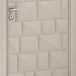 Bianchini &amp Capponi - Contemporary Doors Collection - Art. 2780 finitura tortora chiaro