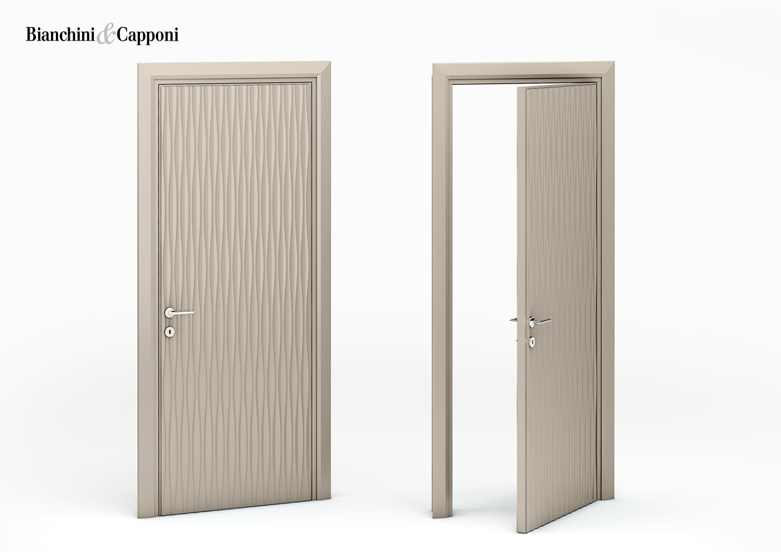Doors collection bianchini capponi furnishing and design for Porte design
