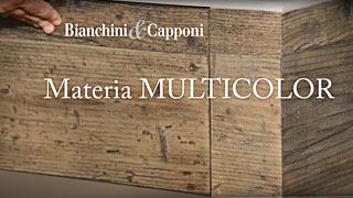 Bianchini & Capponi - Video - Novità - Collezione Materia MULTICOLOR