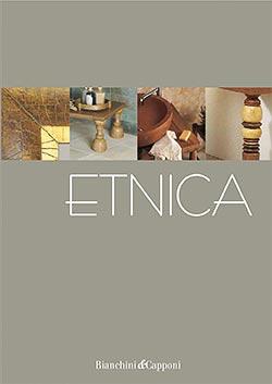 La collezione linea Etnica è il minimale di Bianchini & Capponi: utilizza materiali naturali di altro pregio per arredare il bagno esaltando il valore del made in Italy.