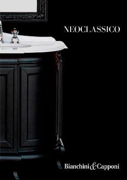 Catalogo Cristallo: mobili bagno, console, specchi