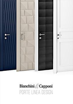 Porte da interni line Design: stile moderno e innovativo. Tutte le porte sono su misura, qualità made in Italy.