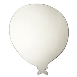 Balloon mirror 2166
